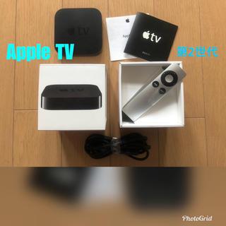 アップル(Apple)のApple TV(第2世代)(その他)