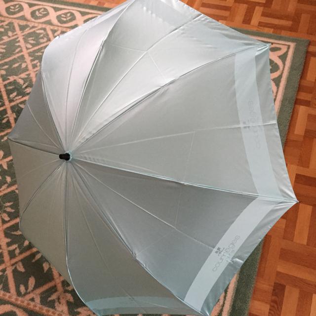 Courreges(クレージュ)のクレージュ 傘 折り畳み レディースのファッション小物(傘)の商品写真