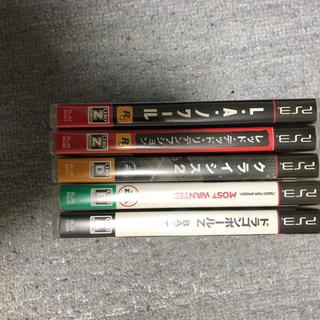 プレイステーション3(PlayStation3)のPS3 ソフトセット(家庭用ゲームソフト)