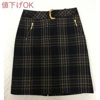 アクアスキュータム(AQUA SCUTUM)の🎃アクアスキュータム 秋冬skirt 🎃(ひざ丈スカート)