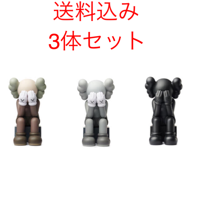 MEDICOM TOY(メディコムトイ)のMEDICOM TOY  KAWS PASSING THROUGH エンタメ/ホビーのフィギュア(その他)の商品写真