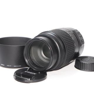 ニコン(Nikon)の❤️極上光学❤️Nikon AF nikkor 55-300㎜ VR❤️(レンズ(ズーム))