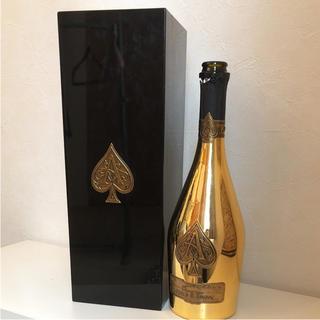 アルマンドバジ(Armand Basi)のアルマンドの空き瓶と箱(シャンパン/スパークリングワイン)