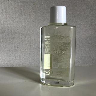 シロ(shiro)の【新品未使用】バスオイル フラワーマーケット shiro(入浴剤/バスソルト)