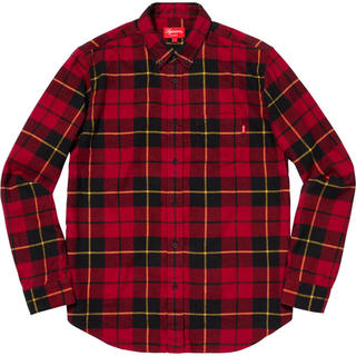 シュプリーム(Supreme)のSupreme Tartan L/S Flannel Shirt Red (シャツ)