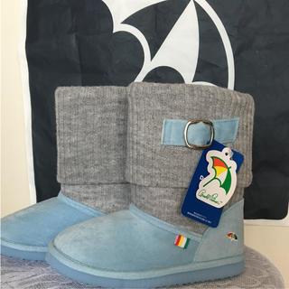 アーノルドパーマー(Arnold Palmer)のアーノルドパーマー  幼児ブーツ 18センチ 売り切り価格に致します!(ブーツ)