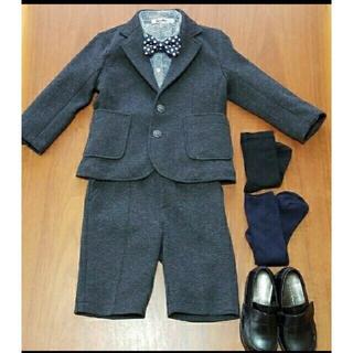 3e9af3df29829 ファミリア(familiar)の七五三 スーツ セット ファミリア (ドレス フォーマル)