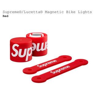 シュプリーム(Supreme)のSupreme Lucetta Magnetic Bike Light (パーツ)
