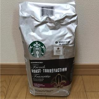 Starbucks Coffee - 【北米購入品】スターバックス ダークローストコーヒー豆1.13kg