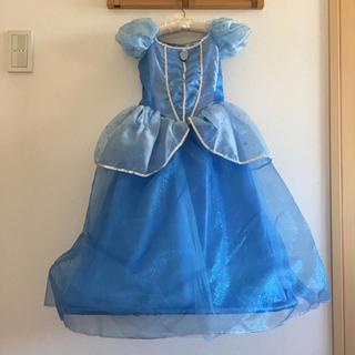 ディズニー(Disney)の【値下げ】【ハロウィン】シンデレラコスチューム(ドレス/フォーマル)