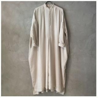 スズキタカユキ(suzuki takayuki)の【はる様専用】suzuki takayuki peasant-dress(ロングワンピース/マキシワンピース)