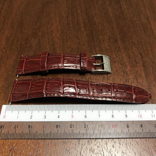 SEIKO(セイコー)のキングセイコー 尾錠と革ベルト メンズの時計(レザーベルト)の商品写真