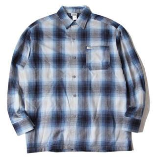 カルトップ(CALTOP)のCalTop チェックシャツ(シャツ)