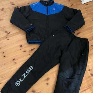ルース(LUZ)のLUZeSOMBRAルースイソンブラピステ中綿ジャケットパンツ上下セット(ウェア)