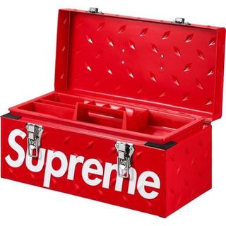 シュプリーム(Supreme)の【送料込み】Diamond Plate Tool Box 新品 (ケース/ボックス)