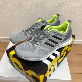 アディダス(adidas)の【未使用/27.5㎝】アディダス(adidas)、ブーストランニングシューズ(シューズ)