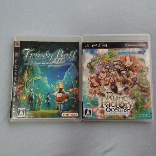 プレイステーション3(PlayStation3)のルーンファクトリーオーシャンズ&トラスティベル〜ショパンの夢〜ルプリーズ(家庭用ゲームソフト)