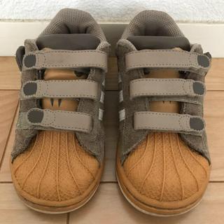 アディダス(adidas)のアディダス キッズ 16㎝ 猿 動物 アニマル(スニーカー)