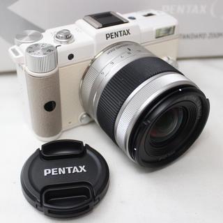 ペンタックス(PENTAX)の❤️Wi-Fi❤️ペンタックス Q ミラーレスカメラ(ミラーレス一眼)