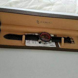 コグ(COGU)のCOGU ITALY(コグ) ジャンピングアワー時計(腕時計(アナログ))