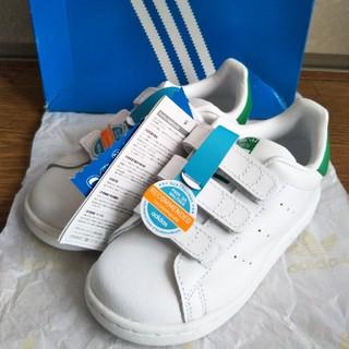 アディダス(adidas)の新品タグ付き adidas originals スタンスミス 15cm 子供靴(スニーカー)
