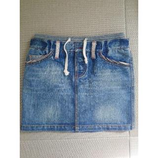 クリフメイヤー(KRIFF MAYER)のデニムミニスカート Sサイズ (ミニスカート)