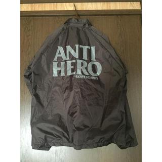 アンチヒーロー(ANTIHERO)のANTI HERO SKATEBOARDING コーチジャケット (ナイロンジャケット)
