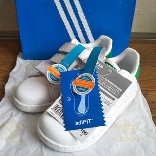 アディダス(adidas)の新品タグ付き adidas originals スタンスミス 16cm 子供靴(スニーカー)