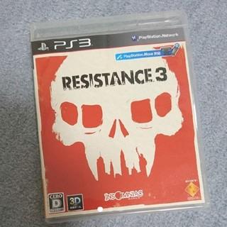 プレイステーション3(PlayStation3)のRESISTANCE 3★レジスタンス3 PS3 ゲームソフト(家庭用ゲームソフト)