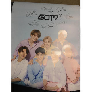 ザフェイスショップ(THE FACE SHOP)のGOT7 × THE FACE SHOP ポスター 2枚セット(K-POP/アジア)