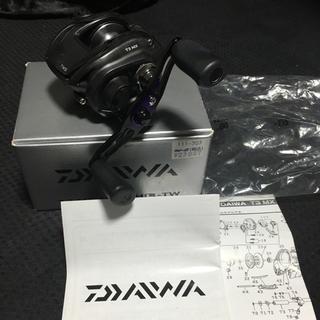 ダイワ(DAIWA)の未使用 T3MX ハイギヤ8.1 左ハンドル DAIWA 検SV ベイトフィネス(リール)