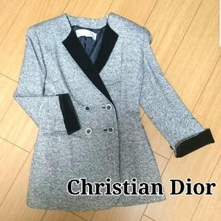sale retailer 23e3c d1f25 Christian Diorヴィンテージジャケット
