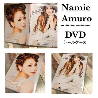 #1 安室奈美恵*DVD*トールケース*ジャケットカード*DVDラベル*(ミュージック)