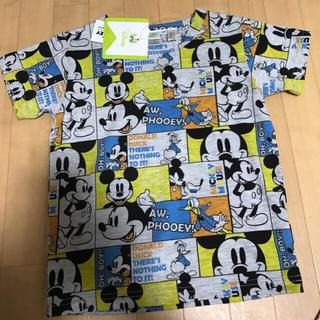 ディズニー(Disney)の①ミッキーTシャツ(Tシャツ/カットソー)