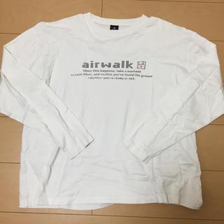 エアウォーク(AIRWALK)の大特価◎airwalk ロンT(Tシャツ/カットソー(七分/長袖))