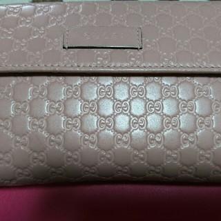 グッチ(Gucci)のGUCCIラウンドファスナー長財布(長財布)