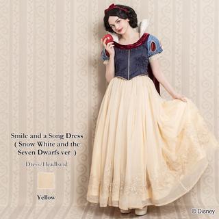 シークレットハニー(Secret Honey)のラス1 正規新品 シークレットハニー 白雪姫 ドレス 仮装(衣装)