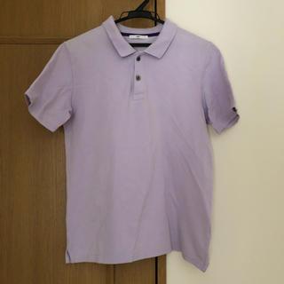 ハレ(HARE)の激安 ポロシャツ HARE ハレ Sサイズ パープル(ポロシャツ)