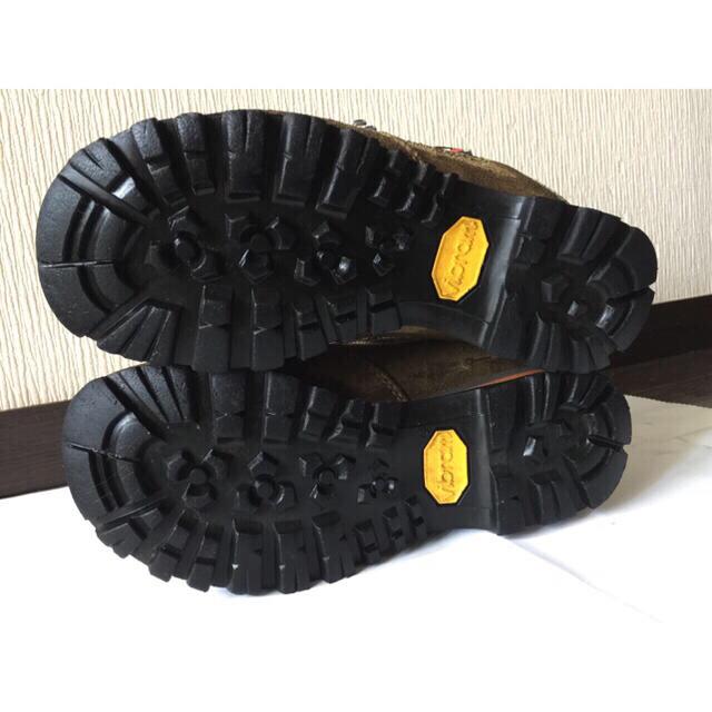 SIRIO(シリオ)のイタリアSIRIOの登山靴  ゴアテックス VIBRAMソール レディース スポーツ/アウトドアのアウトドア(登山用品)の商品写真