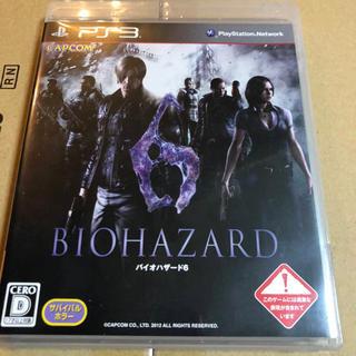 プレイステーション3(PlayStation3)のPS3 バイオハザード6(家庭用ゲームソフト)