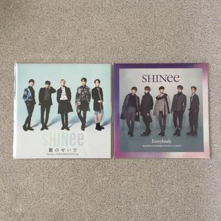 シャイニー(SHINee)の SHINee 君のせいで FC盤 パフォーマンス DVD EVERYBODY(K-POP/アジア)