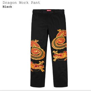 シュプリーム(Supreme)のsupreme dragon work pant(ワークパンツ/カーゴパンツ)