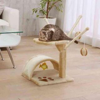 猫パンチ キャットタワー
