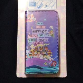 ディズニー(Disney)のディズニー イッツアスモールワールド スマホケース(モバイルケース/カバー)