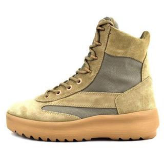 アディダス(adidas)の新品 41サイズ YEEZY SEASON5 ミリタリーブーツ(ブーツ)
