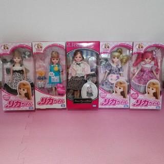 Takara Tomy - リカちゃん人形セット