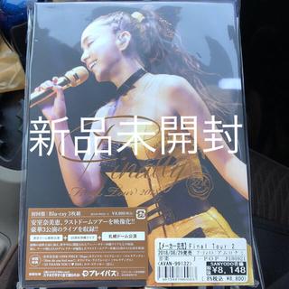 安室奈美恵 Finally ファイナリー ブルーレイ dvd(ミュージック)