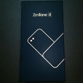 エイスース(ASUS)のASUS ZenFone 4 ZE554KL  SIMフリー 国内版(スマートフォン本体)