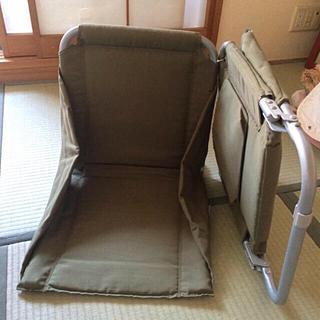 ムジルシリョウヒン(MUJI (無印良品))の無印良品   座椅子   2台セット  (座椅子)