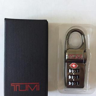 トゥミ(TUMI)のTUMI  コンビネーションロック キー(旅行用品)